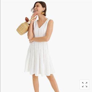 J.Crew White dress